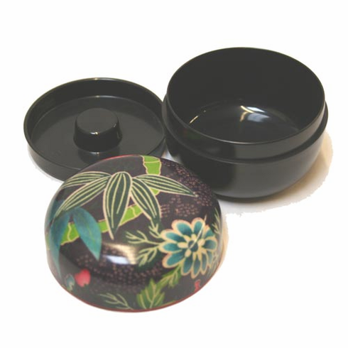 Passion Flower Tea Canister, Holds 60 Grams
