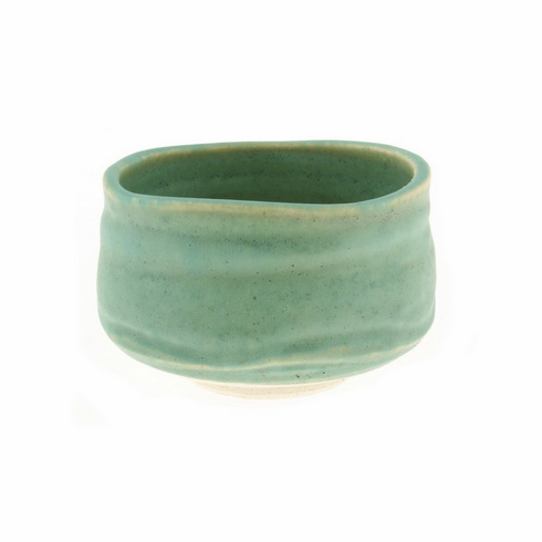 Uguisu Green Matcha Chawan  <br>Tea Bowl