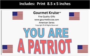 A-you-are-a-patriot