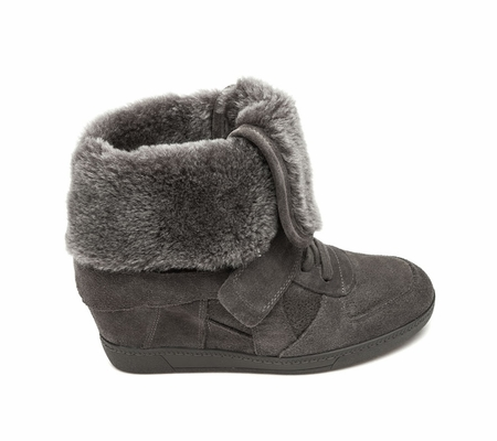 ASH Brendy Wedge Sneaker Topo Fur 360352 (235)