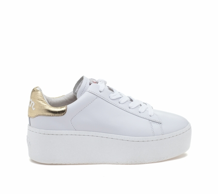 ASH Cult White Ariel Leather Sneaker