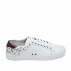 best seller ASH Dazed White Bordeaux Sneaker