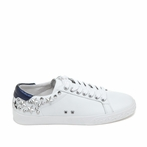 best seller ASH Dazed White Midnight Leather Sneaker