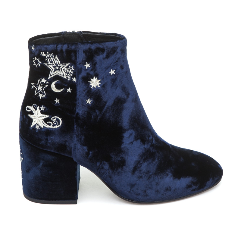 ASH Elixir Midnight Velvet Boot