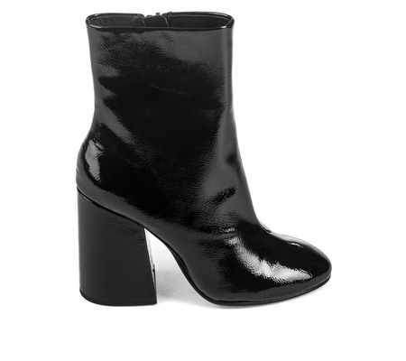 ASH Feel Black Patent Leather Boot