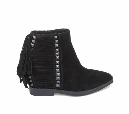 ASH Glory Black Suede Boot