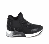 Laser Stone Black Neoprene Sneaker 2014 new discount sale discount in China outlet visit new wide range of cheap price SHoBa2Q