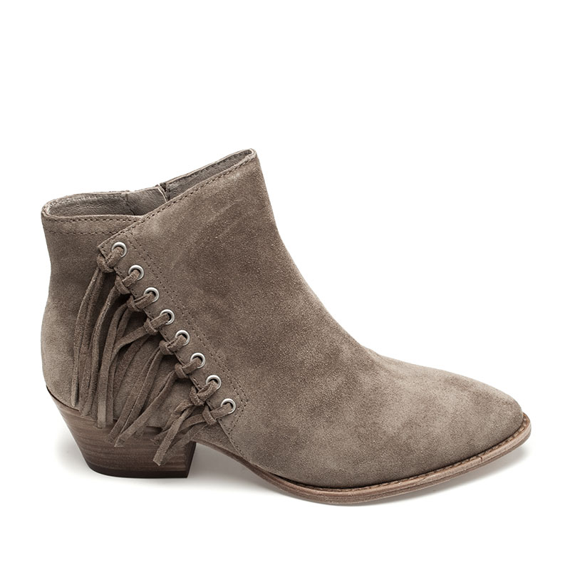 ASH Lenny Boot Cocco  Suede 360264 (286)