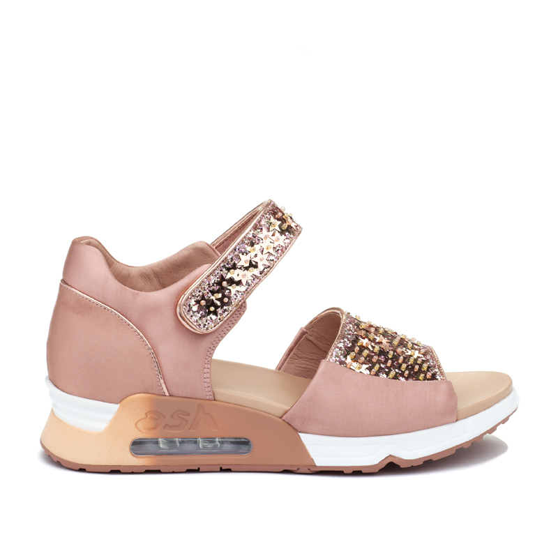 ASH Lotus Star Nude/Blush Sandal