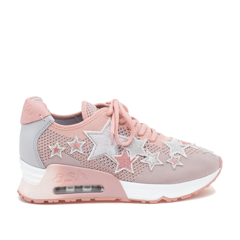 ASH Lucky Star Nude/Pearl A Sneaker