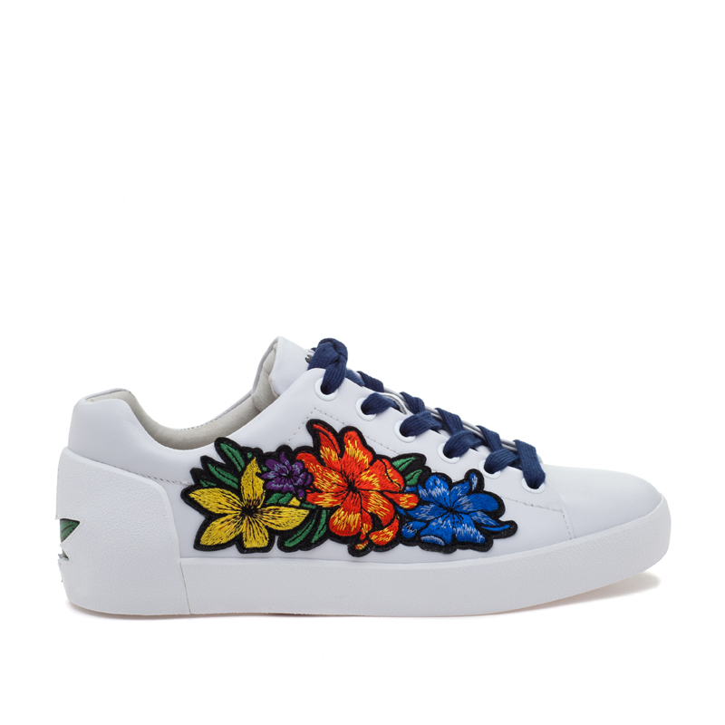 ASH Neo White Leather Sneaker