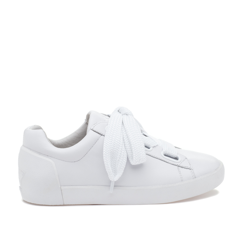 ASH Nina White Leather Sneaker