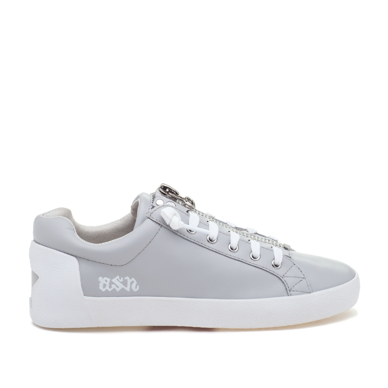 ASH Nirvana Pearl A/Pearl Leather Sneaker