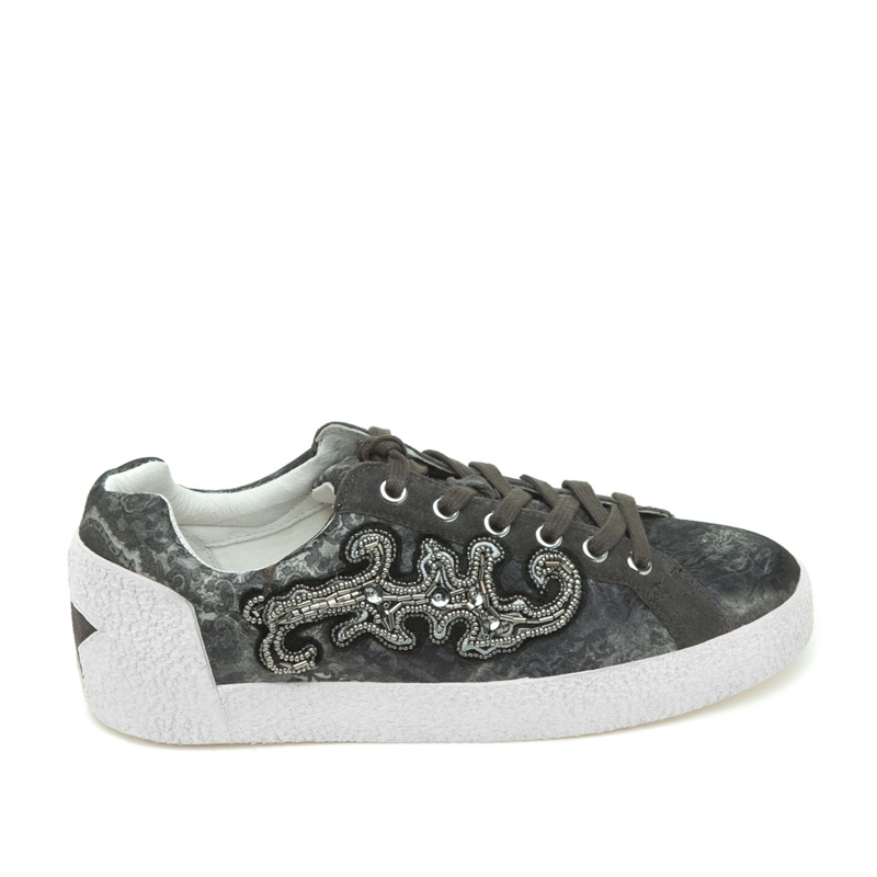 ASH Nymphea Bistro Fabric Sneaker