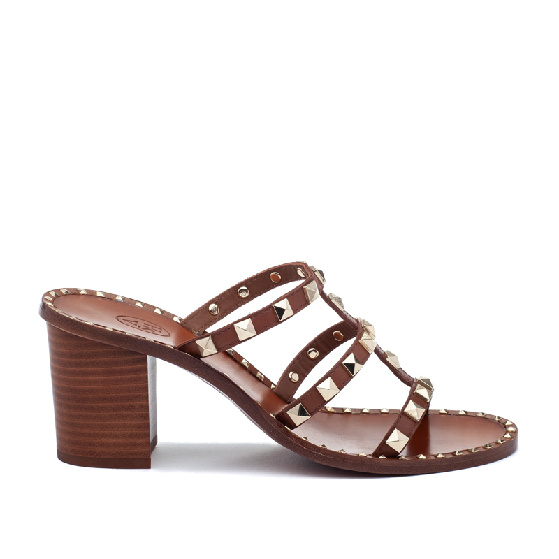 ASH Playa Cuoio Leather Sandal