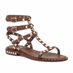 best seller ASH Poison Cuoio Leather Sandal