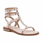 best seller ASH Poison Powder Leather Sandal