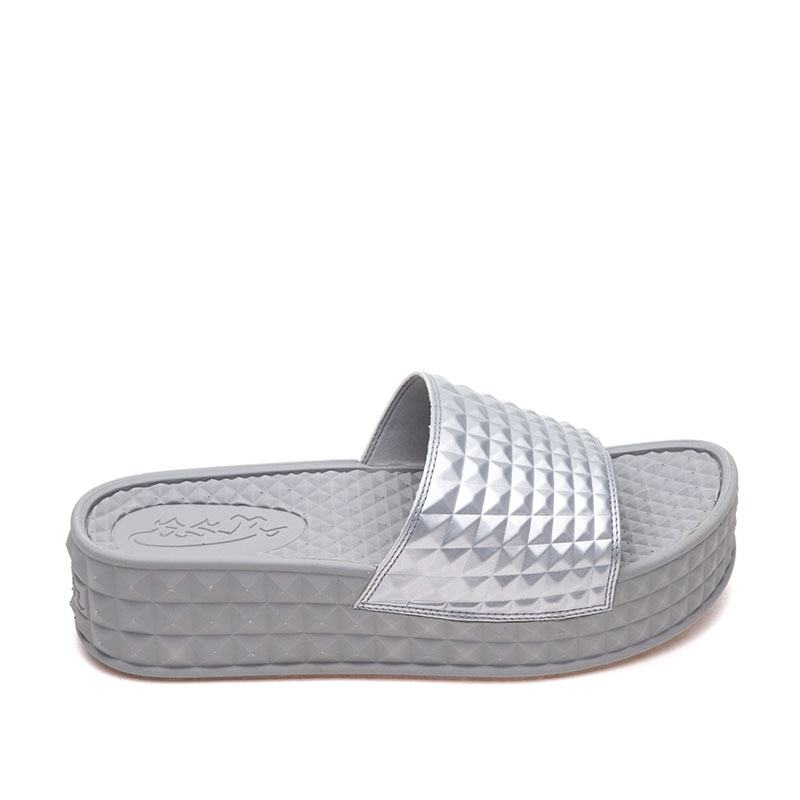 ASH Scream Silver Sandal