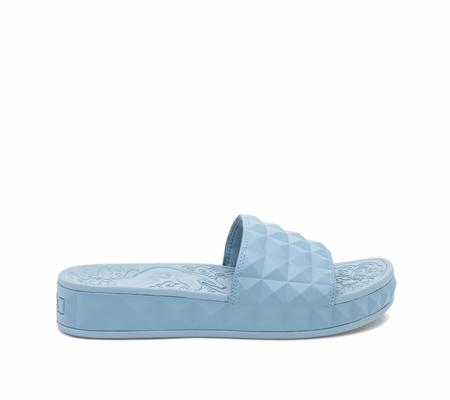 ASH Splash Ice Blue Sandal