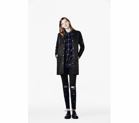 Ash Studio Paris Tribeca Black Jacket 265142 (001)