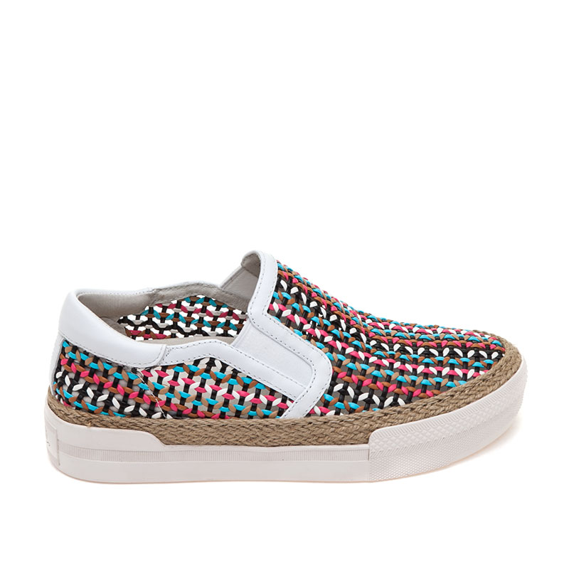 ASH Cali Pastel Leather Sneaker