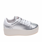 best seller ASH Cult Silver White Sneaker