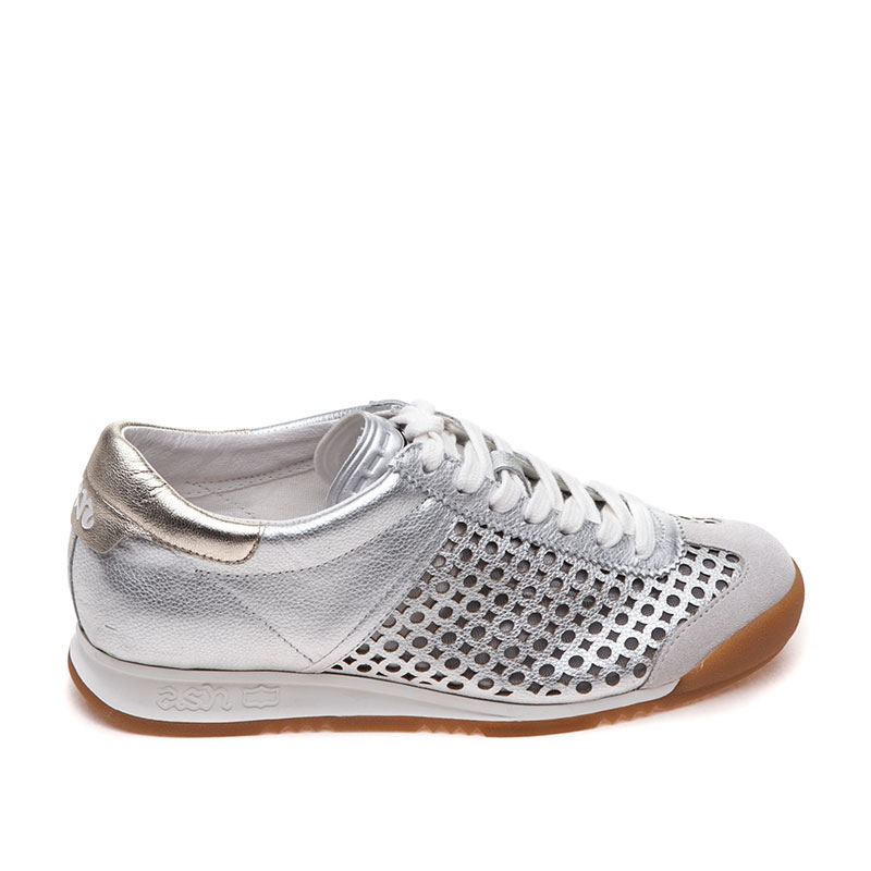 ASH Spin Silver Platinum Sneaker