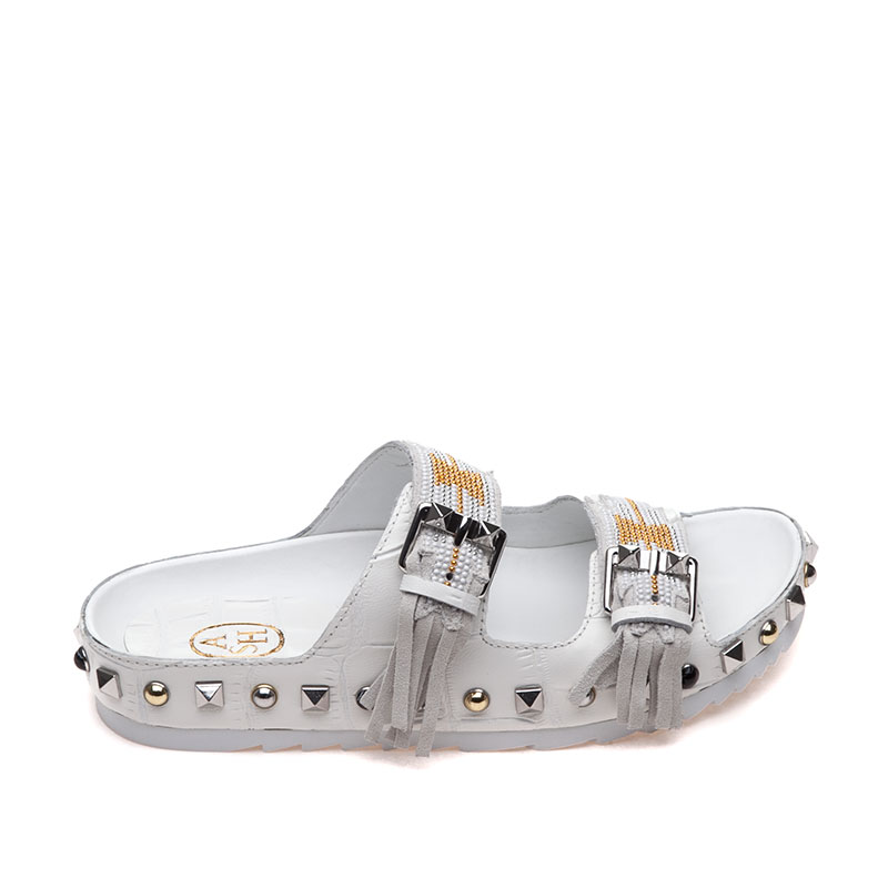 ASH Utah Womens Snow White  Sandal