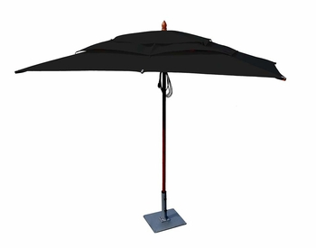 10' x 6.5' Rectangle Umbrella