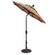 6' Push Button Tilt Umbrella