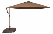 8.5' SQUARE AG CANTILEVER UMBRELLA