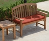 Outdoor Bench Cushion 4 Feet
