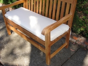 Outdoor Bench Cushion 5 Feet