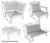 Build your Own Club Seat Set