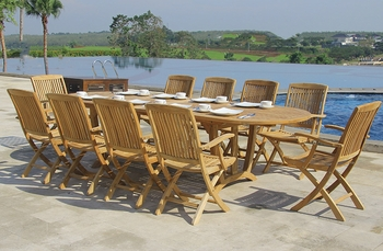 Cambria Extension Table set