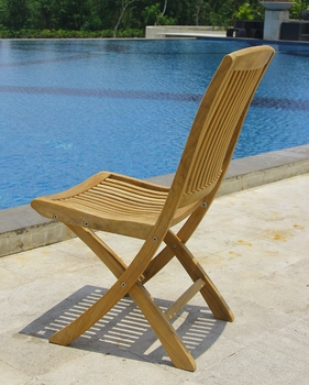 Cambria Folding Chair