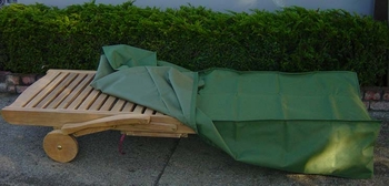Chaise Lounger Cover