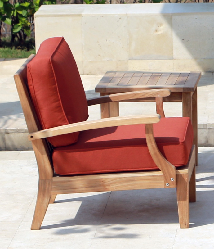 Awesome Classic Deep Seating Chair
