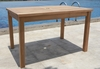 Classic Rectangle Teak Table 4ft