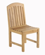 Glaser Teak Side Chair