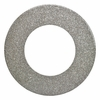"""Granite Round Fire Pit 42"""" Dia With Pebble Top"""