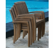 Marley Stackable Chairs Set of 4