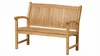 Marley teak Bench 4 feet