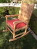 Rocking Chair Outdoor Cushion