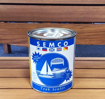 Semco Sealer Classic Brown Quart