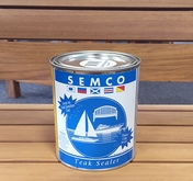 Semco Teak Products Honeytone Quart