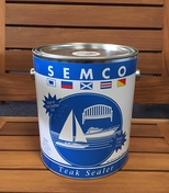 Semco Teak Sealer Classic Brown Gallon