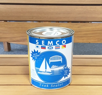 Semco Teak Sealer Natural Quart