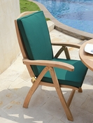 Slumber Chair Outdoor Cushion