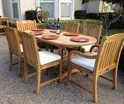 Somerset Teak Table Set